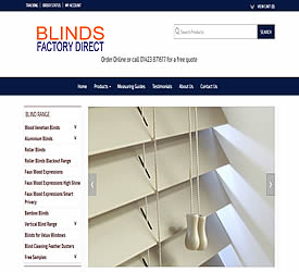 Blinds Factory Direct
