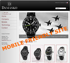 Damasco German Watches