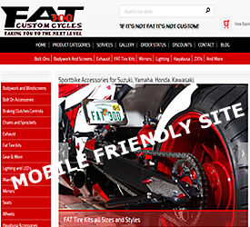 FAT300 Custom Cycles
