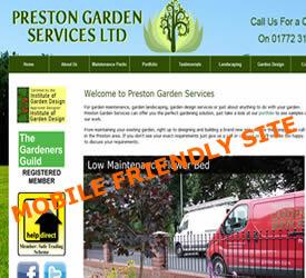 Brochure Web Sites Full Web Site Design Services